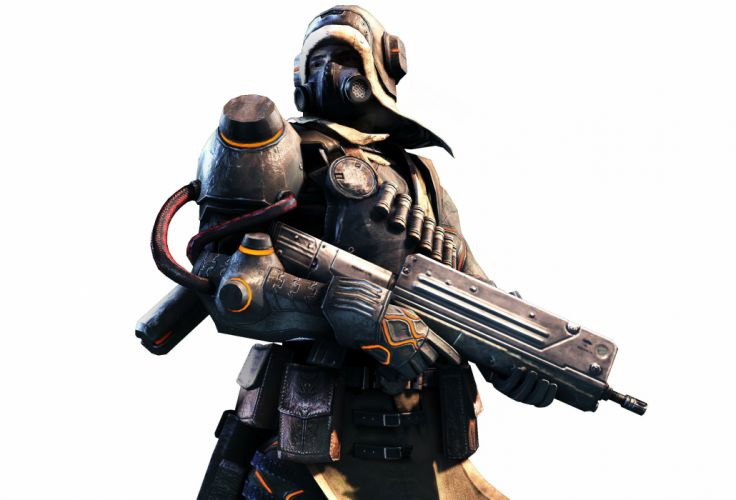 LOST-PLANET sci-fi action warrior lost planet armor (33) wallpaper