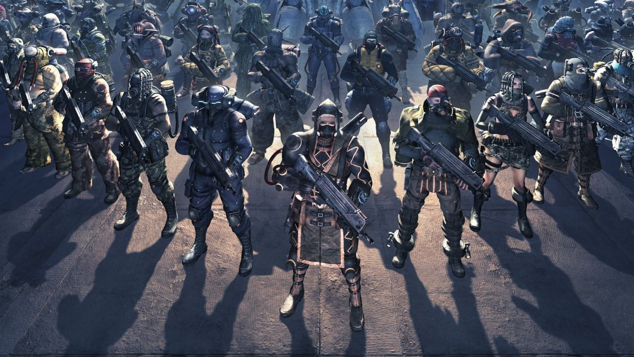 LOST-PLANET sci-fi action warrior lost planet armor (44) wallpaper