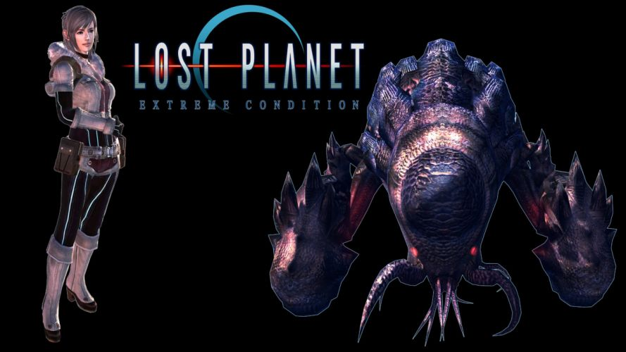 LOST-PLANET sci-fi action warrior lost planet armor (71) wallpaper