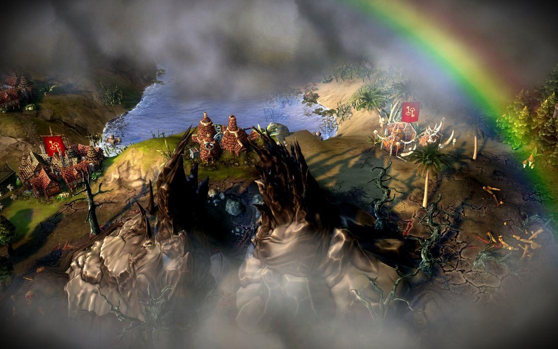 EADOR masters broken world fantasy adventure mmo game sci-fi online (1) wallpaper