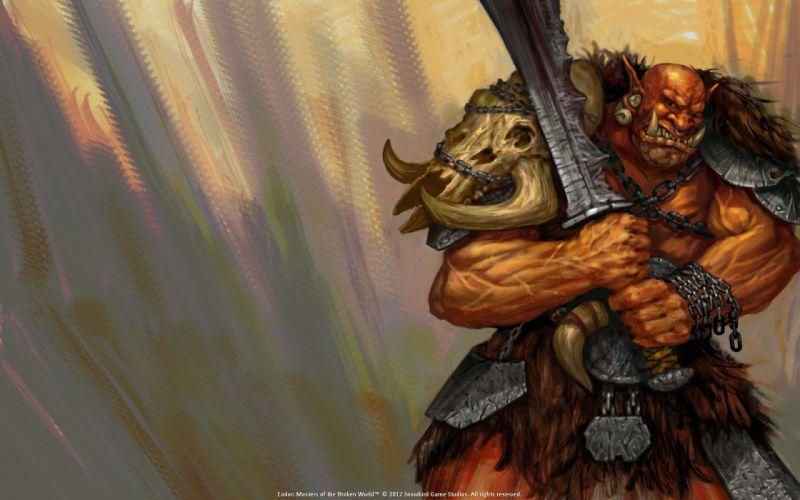 EADOR masters broken world fantasy adventure mmo game sci-fi online (13) wallpaper