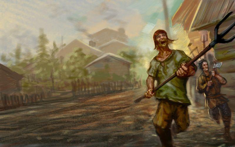 EADOR masters broken world fantasy adventure mmo game sci-fi online (18) wallpaper
