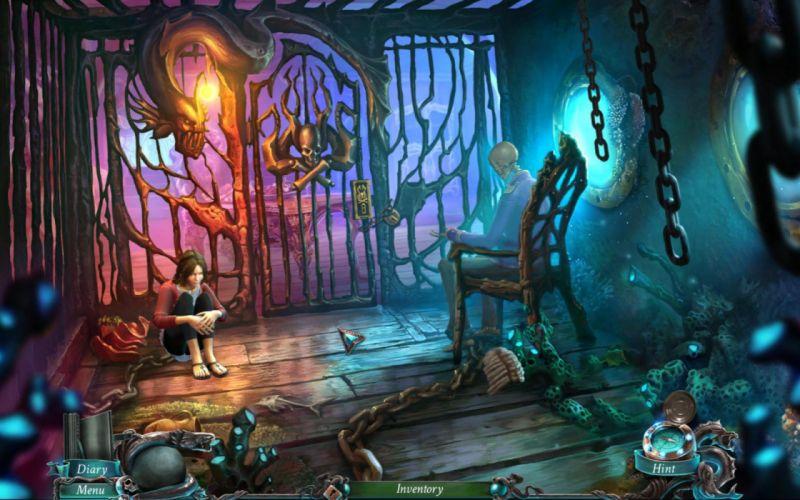 NIGHTMARES-FROM-THE-DEEP fantasy adventure mmo online dark horror game nightmares deep pirate (1) wallpaper