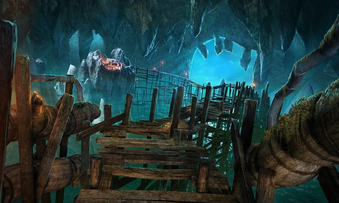 NIGHTMARES-FROM-THE-DEEP fantasy adventure mmo online dark horror game nightmares deep pirate (6) wallpaper