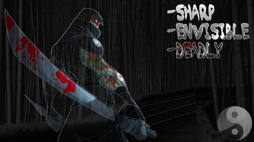 MARK-OF-THE-NINJA action mmo online mark ninja fantasy fighting warrior (3) wallpaper