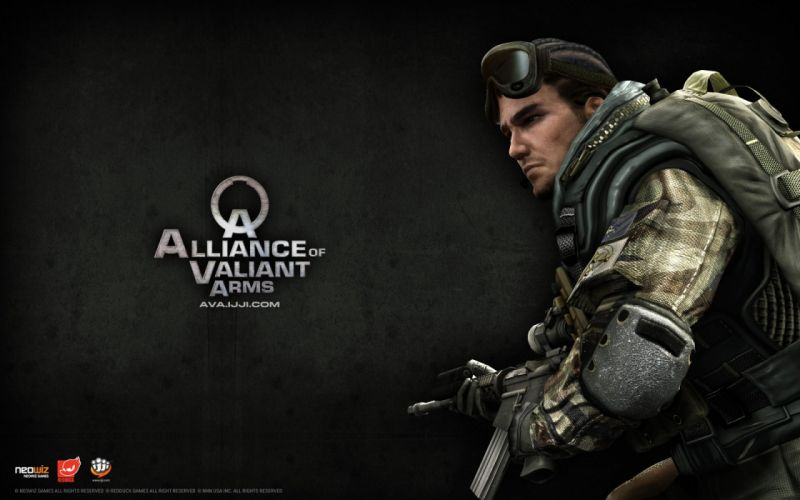 ALLIANCE-OF-VALIANT-ARMS shooter action warrior weapon onlone mmo alliance valiant arms (1) wallpaper