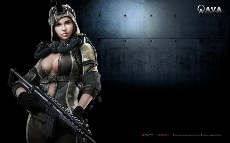 ALLIANCE-OF-VALIANT-ARMS shooter action warrior weapon online mmo alliance valiant arms (49) wallpaper