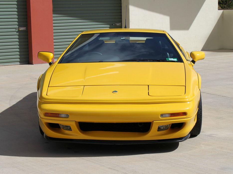 lotus esprit turbo gt3 supercar car sport 1996 wallpaper