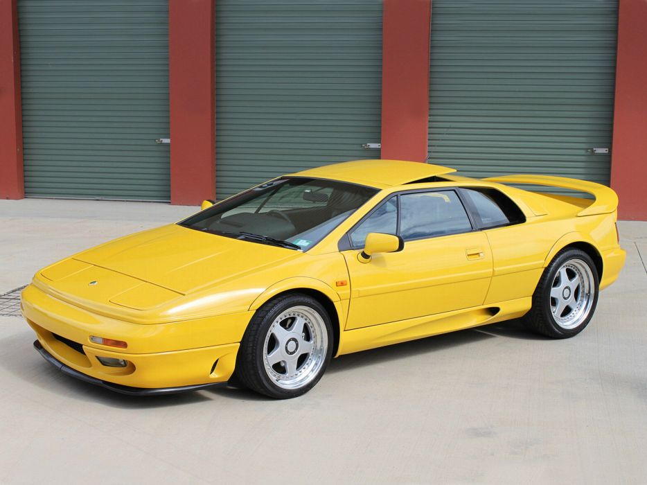 lotus esprit turbo gt3 supercar car sport 1996 wallpaper