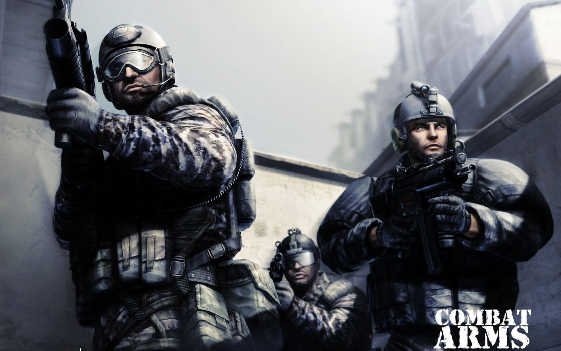 COMBAT-ARMS-ONLINE shooter action mmo warrior weapon military combat arms online (1) wallpaper