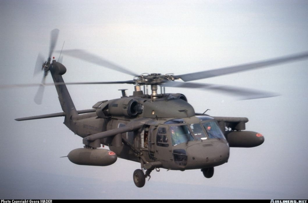 helicopter aircraft Military Cargo Transport  wallpaper
