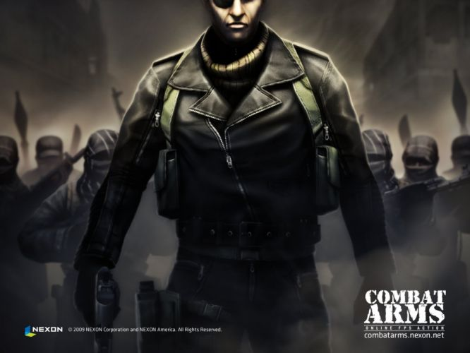 COMBAT-ARMS-ONLINE shooter action mmo warrior weapon military combat arms online (11) wallpaper