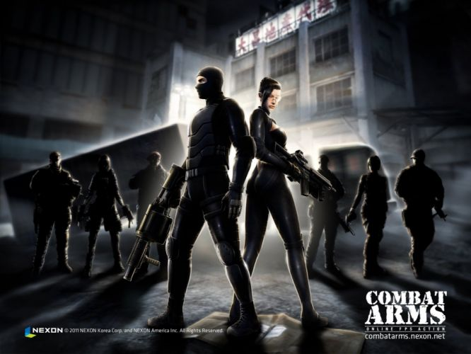 COMBAT-ARMS-ONLINE shooter action mmo warrior weapon military combat arms online (16) wallpaper