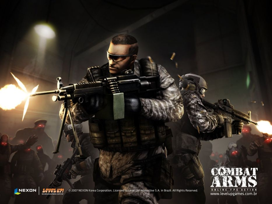 COMBAT-ARMS-ONLINE shooter action mmo warrior weapon military combat arms online (13) wallpaper