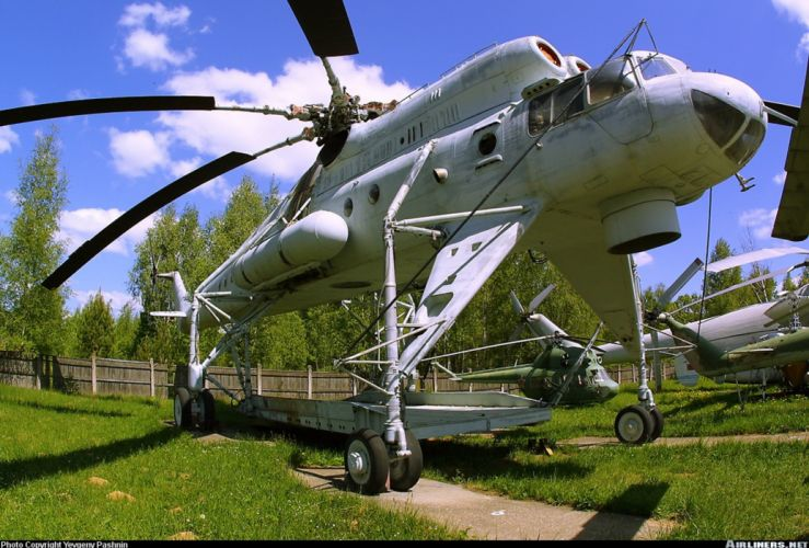 russian helicopter aircraft Military Cargo Transport Mil-Mi Russia red star wallpaper