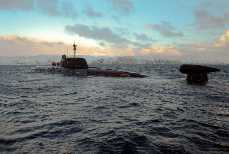 submarine russian watercraft red star Russia ship warship wallpaper
