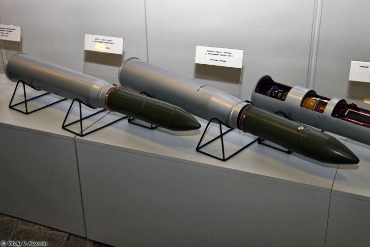 3UBK10-and-3UBK10-1 ammunition with 9M117 ATGM artilery russian wallpaper
