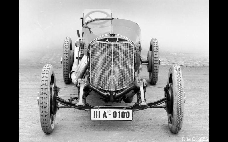 1924 Mercedes-Benz Targa-Florio Race Car Racing retro classic wallpaper