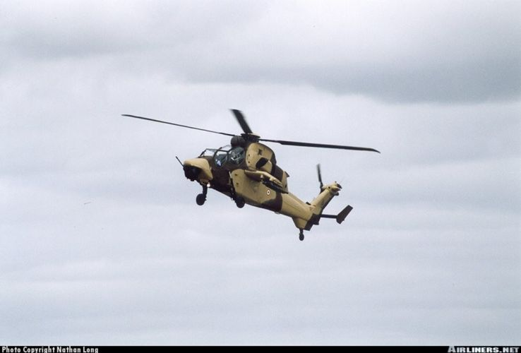 helicopter aircraft attack military army eurocopter tiger wallpaper