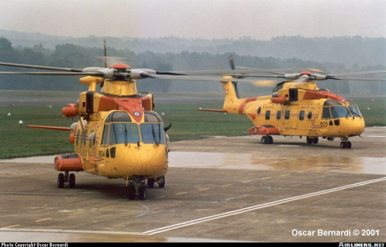 helicopter aircraft rescue Canada wallpaper