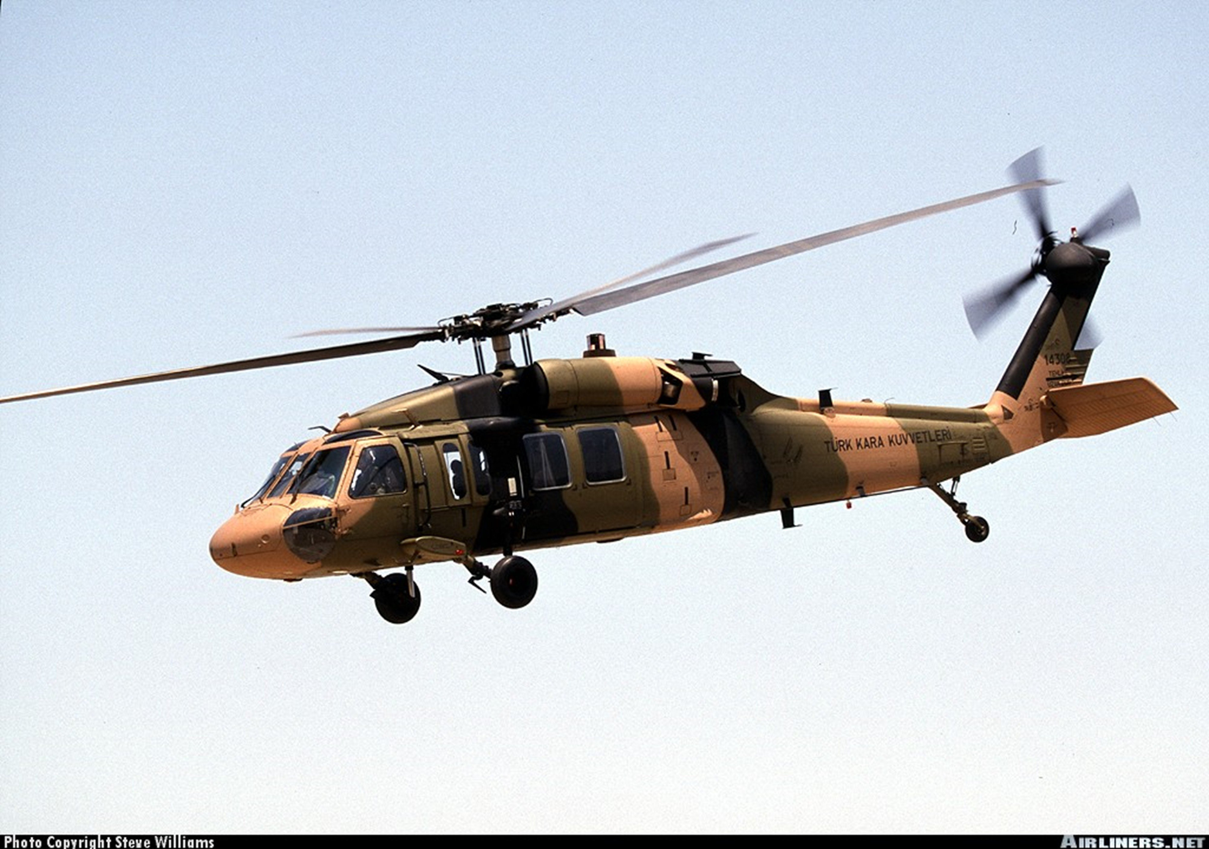 Helicopter aircraft cargo transport military army Turkey ...