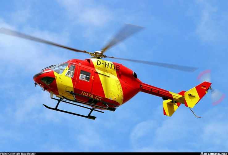 helicopter aircraft rescue Germany wallpaper