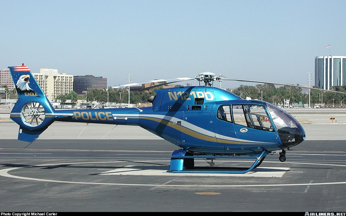helicopter aircraft police USA eagle wallpaper
