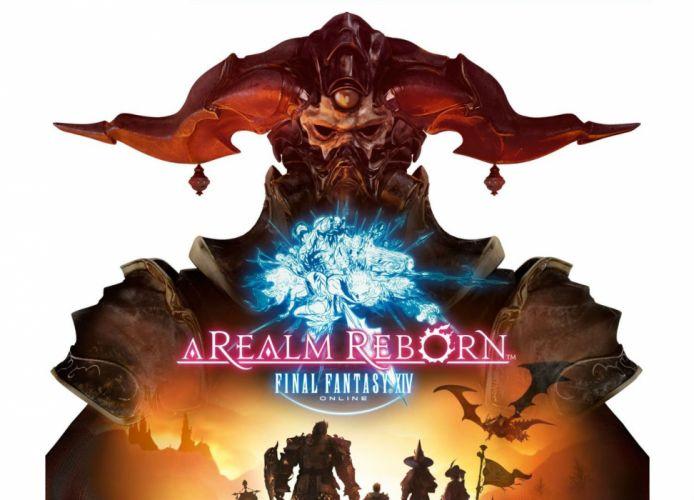 FINAL FANTASY XIV Realm Reborn game adventure online (8) wallpaper