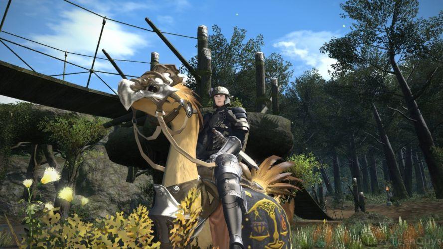 FINAL FANTASY XIV Realm Reborn game adventure online (22) wallpaper
