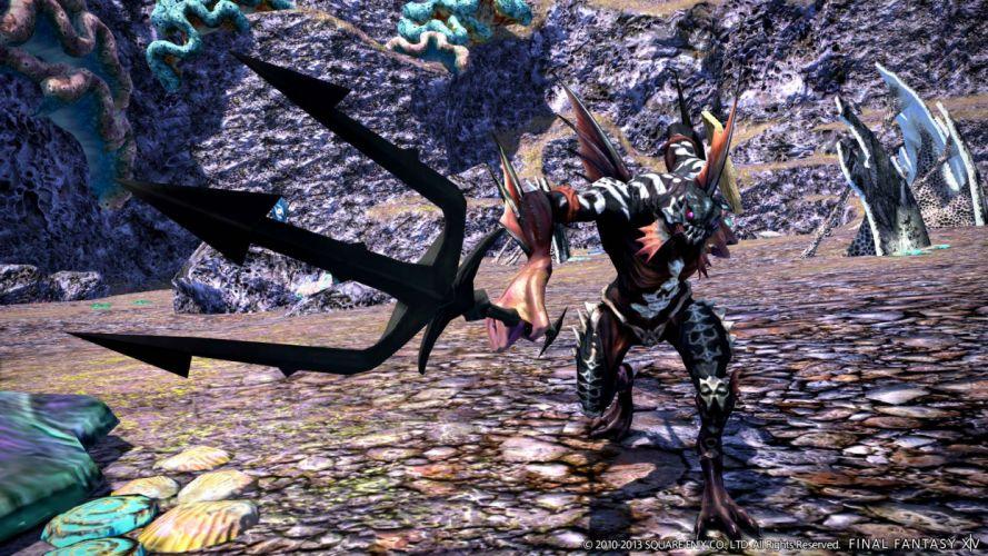 FINAL FANTASY XIV Realm Reborn game adventure online (40) wallpaper