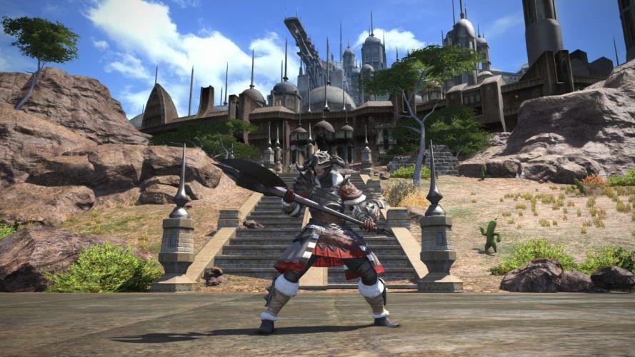 FINAL FANTASY XIV Realm Reborn game adventure online (42) wallpaper