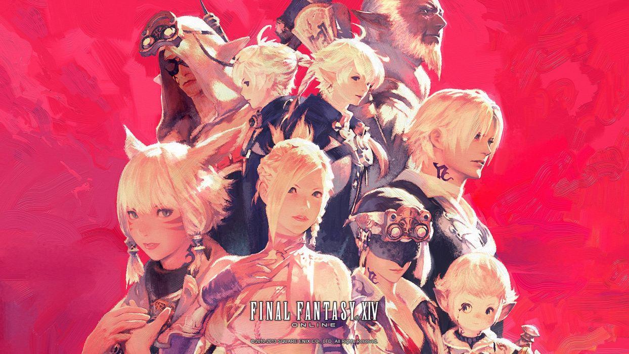 Final Fantasy Xiv Realm Reborn Game Adventure Online 39