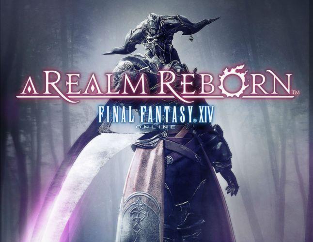 FINAL FANTASY XIV Realm Reborn game adventure online (54) wallpaper