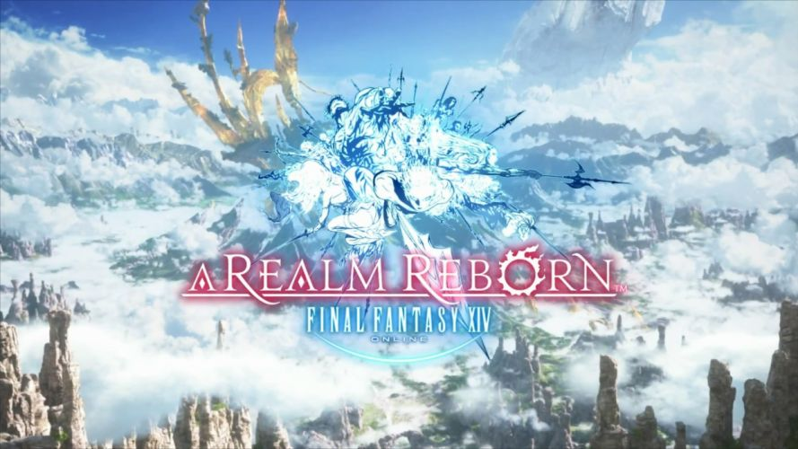FINAL FANTASY XIV Realm Reborn game adventure online (52) wallpaper