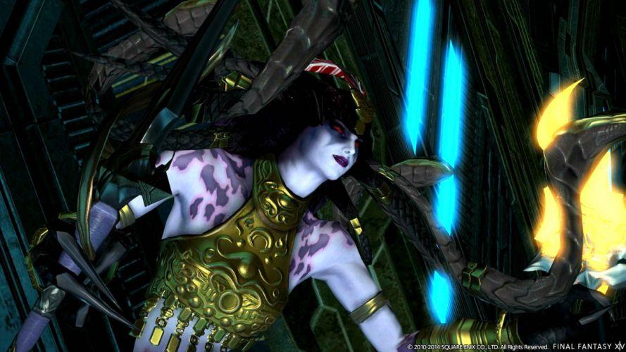 FINAL FANTASY XIV Realm Reborn game adventure online (51) wallpaper