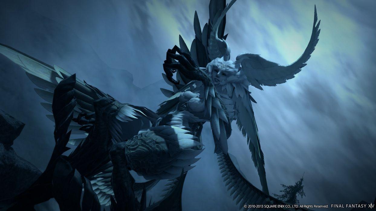 FINAL FANTASY XIV Realm Reborn game adventure online (45) wallpaper