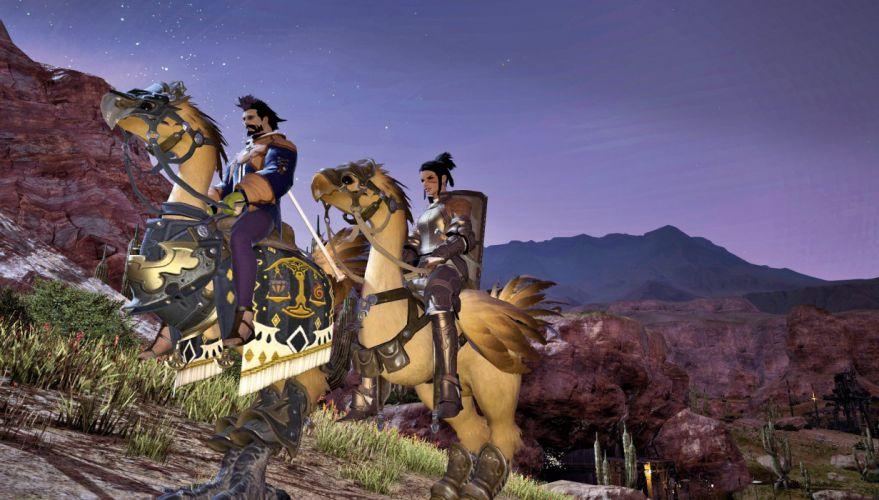 FINAL FANTASY XIV Realm Reborn game adventure online (66) wallpaper