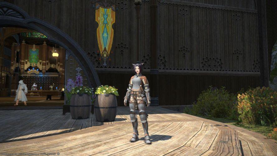 FINAL FANTASY XIV Realm Reborn game adventure online (77) wallpaper