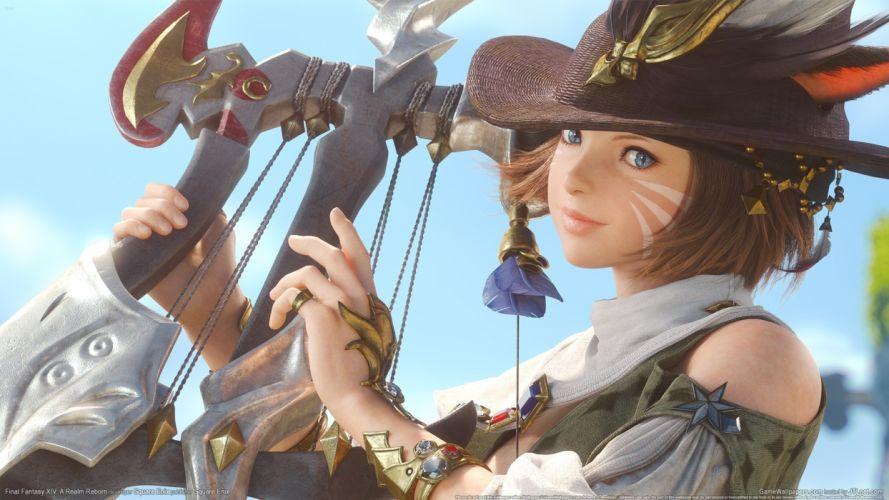 FINAL FANTASY XIV Realm Reborn game adventure online (72) wallpaper