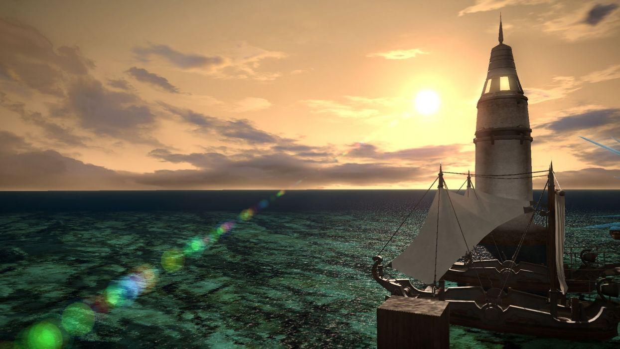 FINAL FANTASY XIV Realm Reborn game adventure online (87) wallpaper