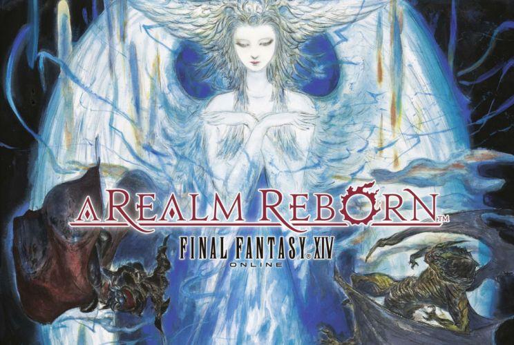 FINAL FANTASY XIV Realm Reborn game adventure online (100) wallpaper