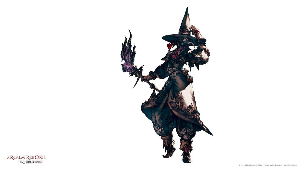 FINAL FANTASY XIV Realm Reborn game adventure online (119) wallpaper
