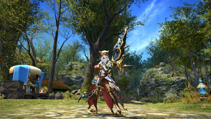 FINAL FANTASY XIV Realm Reborn game adventure online (114) wallpaper
