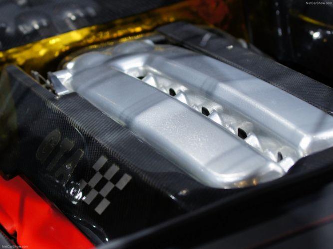 GTA Spano 2013 supercar car sport engine wallpaper 31 4000x3000 wallpaper