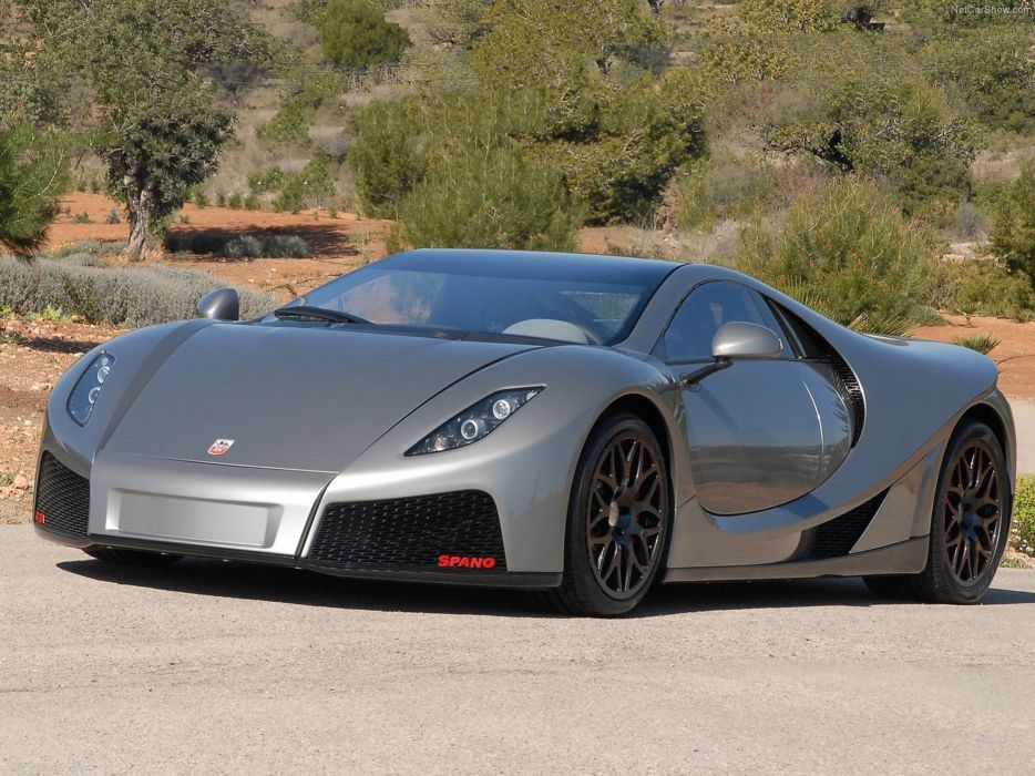GTA Spano 2013 supercar car sport wallpaper 03 4000x3000 wallpaper