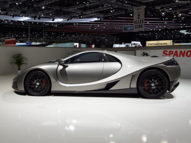 GTA Spano 2013 supercar car sport wallpaper 14 4000x3000 wallpaper