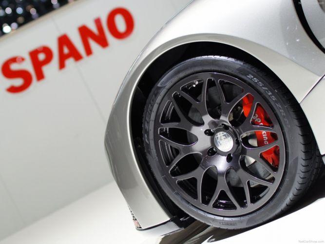 GTA Spano 2013 supercar car sport wheel black 4000x3000 wallpaper