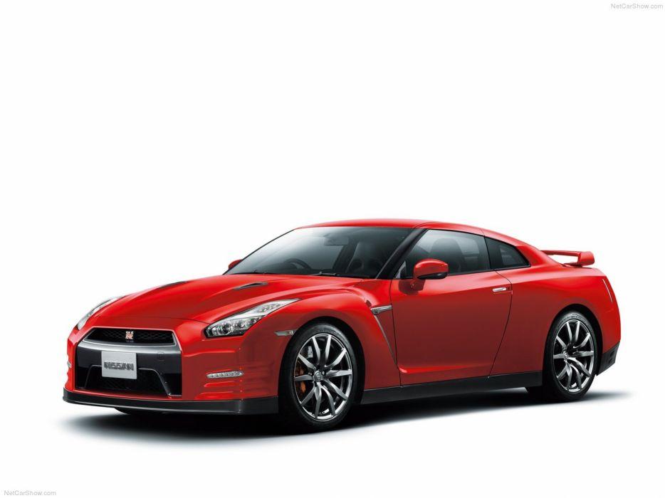Nissan GT-R 2015 supercar car godzilar 2 4000x3000 wallpaper