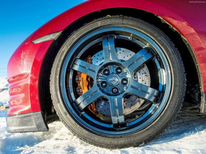 Nissan GT-R 2015 supercar car godzilar wheel wallpaper 77 4000x3000 wallpaper