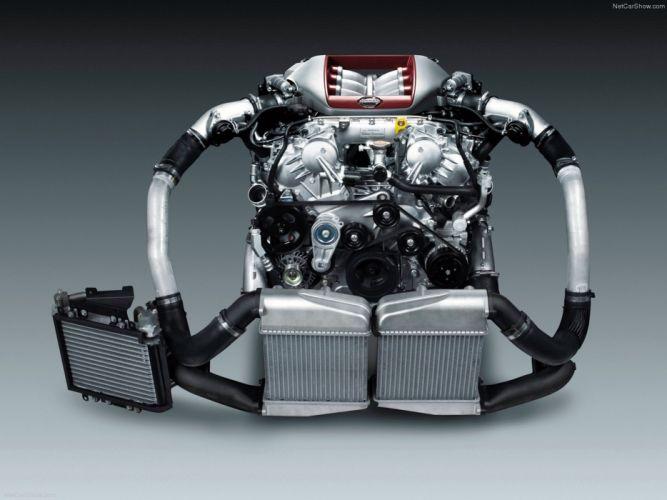 Nissan GT-R 2015 supercar car godzilar sports engine wallpaper 88 4000x3000 wallpaper